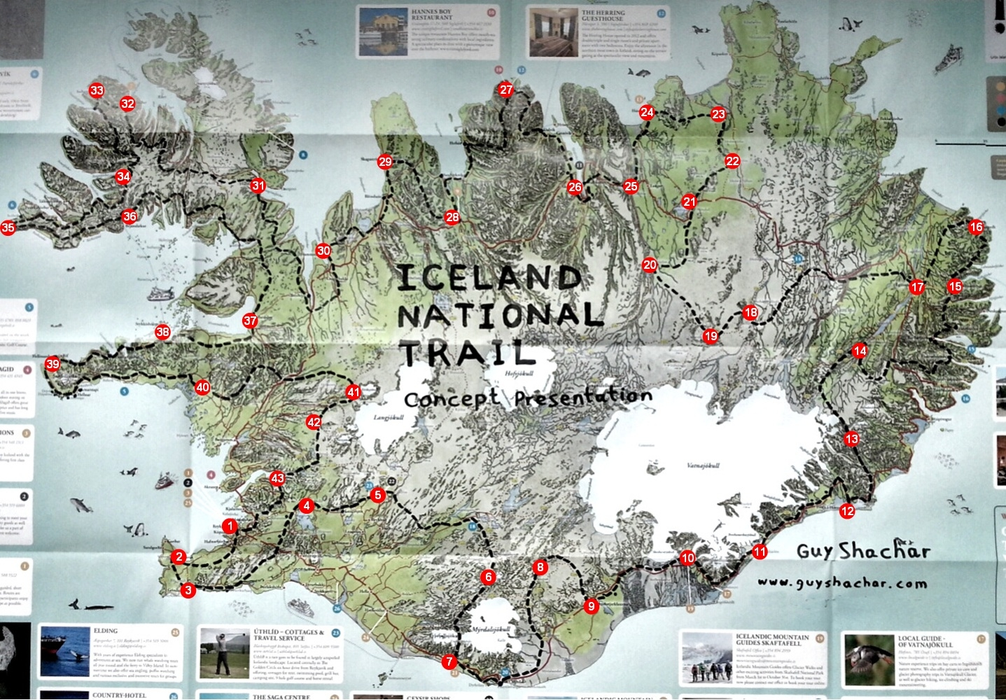iceland-national-trail-numbered