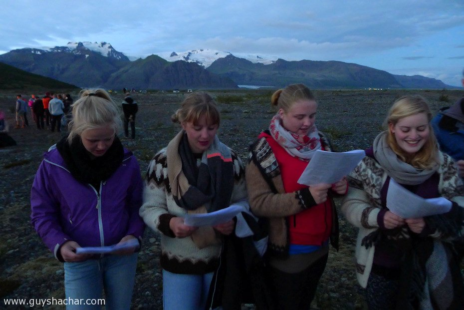 Image Gallery iceland people