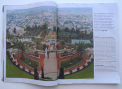 Atmosphere - ElAl Magazine - Photos for article about Haifa