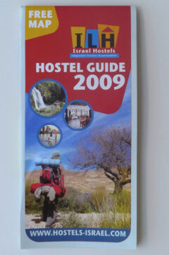 ILH 2009 Hostel Guide and map - Front cover photo