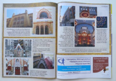 Nascente Magazine - Synagogues of Budapest