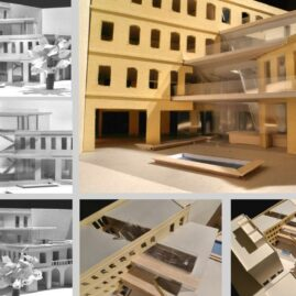 B.Arch studies projects – Buildings