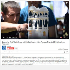 PR Video clips – Technion – Israeli Institute of Technology