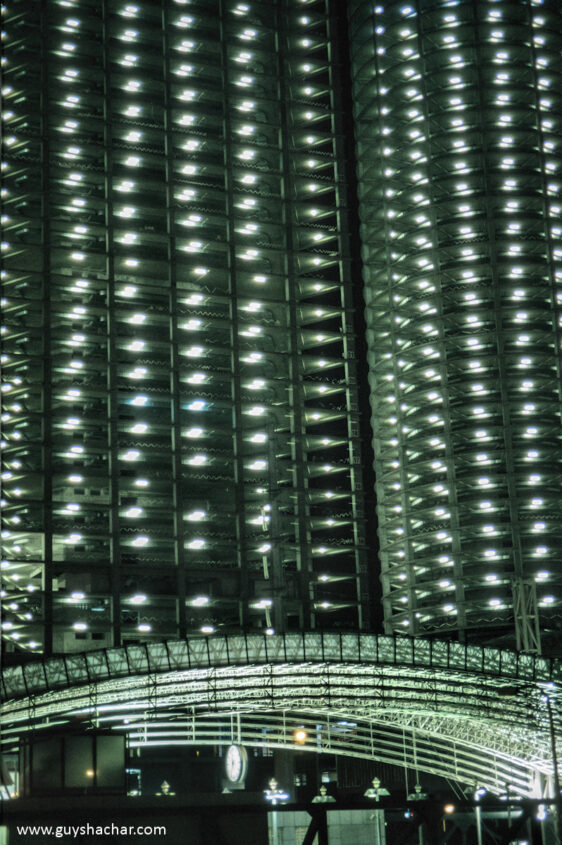 Azrieli Towers Tel Aviv Under Construction – 1997 – 1999