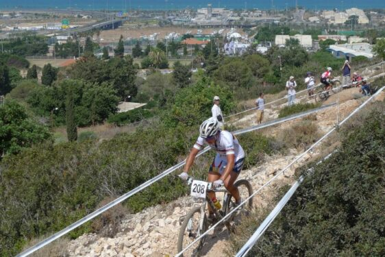 The European Mountain Bike Championship Haifa 2010