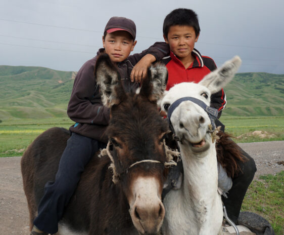 Kyrgyzstan / People and Life – The younger generation