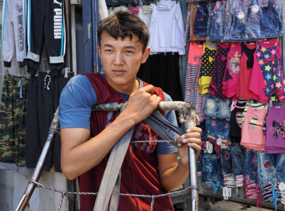 Kyrgyzstan / People and Life in the market