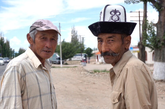 Kyrgyzstan / People and Life – Traditions and life here and there