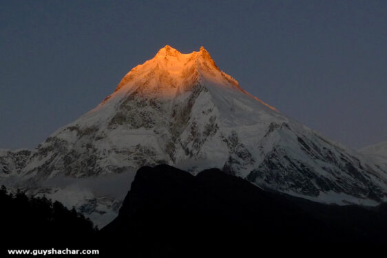 Mount Manaslu Nepal – Photos from the village of Lho