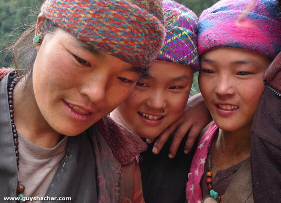People of Manaslu region and Tsum Valley – Photos