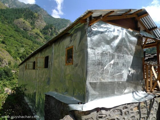 Lodge development in Nepal Manaslu region raising concerns