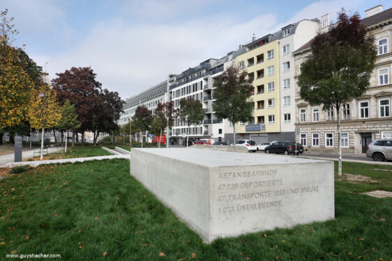 Austria / Commemoration of Jewish Holocaust events in situ gains momentum and enhance public space
