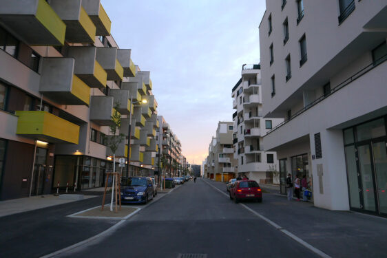 Aspern – Seestadt – Vienna's urban lakeside – a model for a new suburb?