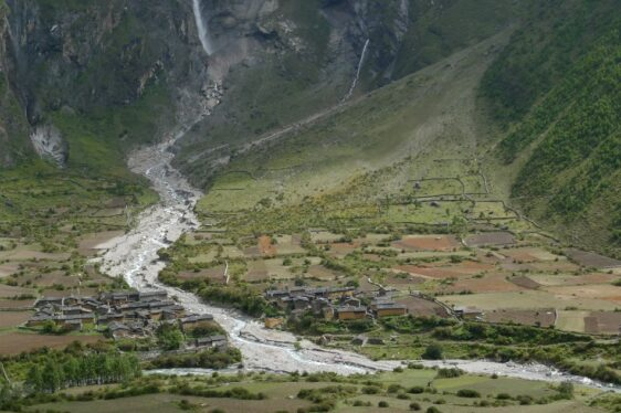 Nepal Tsum Valley Trek itinerary information and remarks