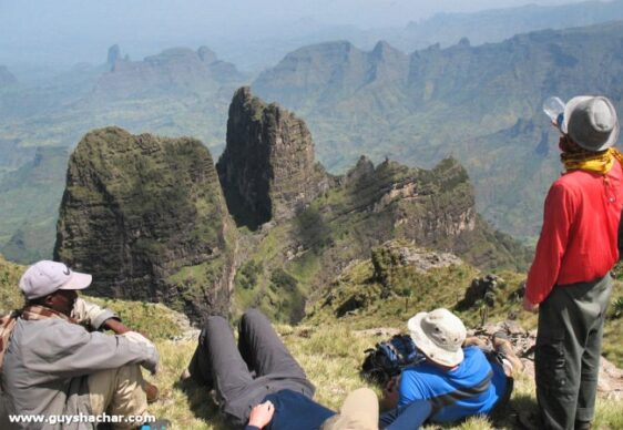 Ethiopia – Simien Mountains – Introduction