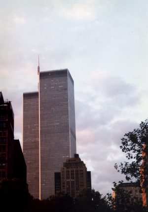 World Trade Center New York Twin Towers Memorial Page